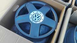 15 inch oem polo rims only