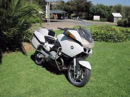 2007 BMW RT 1200 (call for negotiable price)