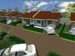 3 bedroom bangalore to let in nanyuki in own compound at 35k/month