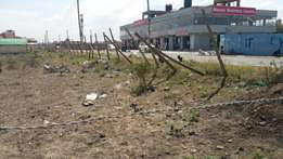 Prime 5 acres for sale in syokimau touching katani Road