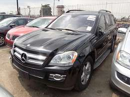 Foreign Used Mercedes-Benz GL320 CDI (2008)