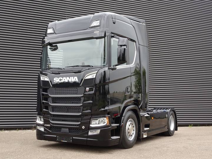 Scania S580 V8 NG / RETARDER / FULL AIR / NEW! - 2019