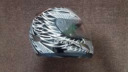 2 x Helmets for sale