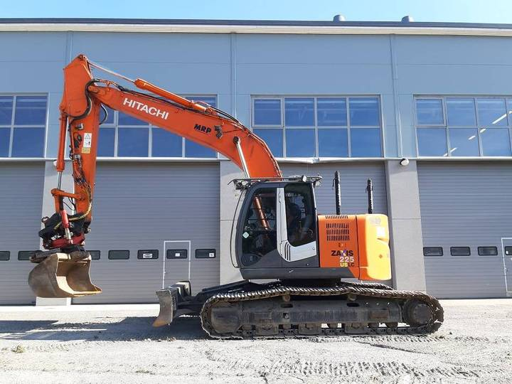Hitachi Zx 225 Us Lc-3 - 2007