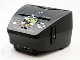 SVP PS9700 with 4GB Digital Film/Slide/Photo Scanner w/ 2.4 LED