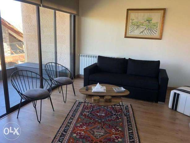 Fully Furnished Contemporary Duplex Chalet | 110 Sq.m | Cash.
