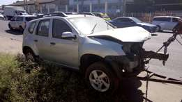 Renault Duster Salvage