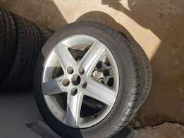 Audi 17 inch mags 2 only