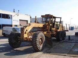 Caterpillar 16 G With Ripper - To be Imported