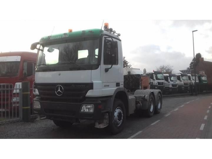 Mercedes-Benz Actros 3346 6x4 - 2009