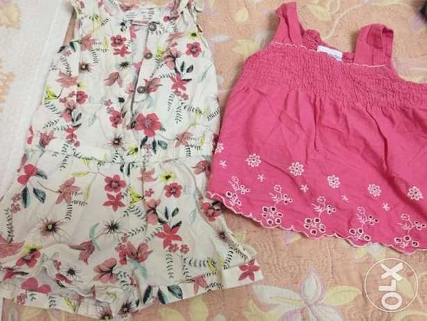 girls clothes as new