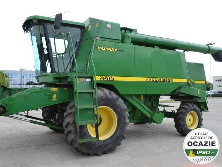 John Deere 9510 maximizer - 1999