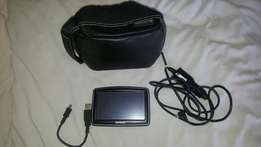 TomTom XL GPS with accessories R550 onco