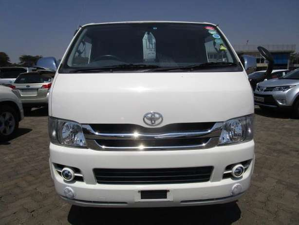 Toyota Hiace | Diesel | Super GL | 2010 South C - image 2