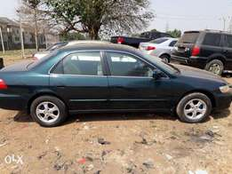 Honda Accord Green 2