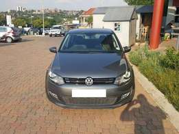 2009 vw polo.1,6 tdi comfortliner for sale in good condition