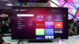 43 inches Tcl smart tv with trade in accepted