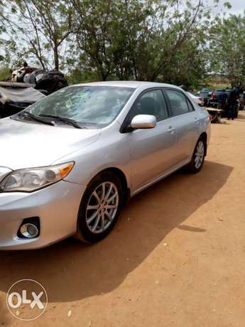 Sparkling clean firstbody 2012 Toyota Corolla Ibadan North - image 8