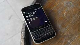 Bargain Blackberry CLASSIC in box TO SELL/SWOP