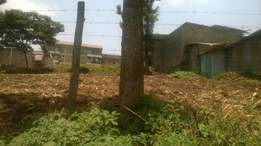 60*80 plot for sale in maziwa area in kahawa west for 7M