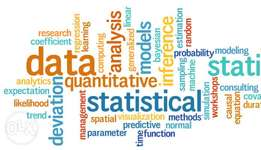 Consult us for your University BSc,MSc and PhD Project data analysis