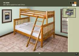 Tri Bunk Bed On Sale