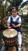 Djembe drumming percussion discussion classes from all ages