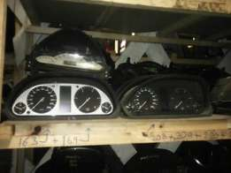 SECONDHAND clusters for sale audi bmw and merc