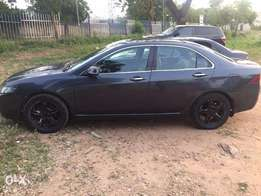 Acura Tsx 2004 Clean Registered