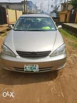 4 months clean used Toyota camry