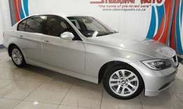 2007 bmw 3 series sedan 320i steptronic