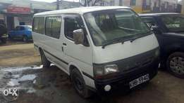 Toyota Shark super GL In excellent condition now selling