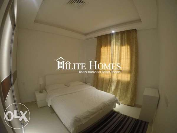 Two bedroom furnished apartment for rent Mahboula,kuwait مهبولة -  8