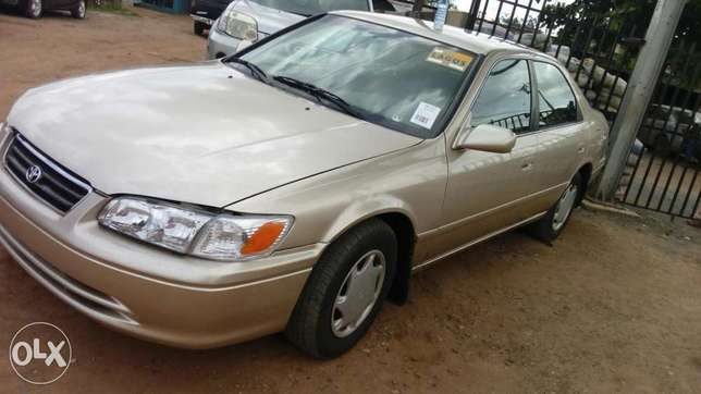 Toyota Camry tokunbo droplite Agege - image 1