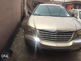 Neat Tokunbo Chrysler Pacifica