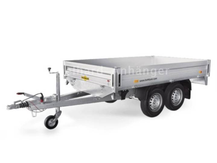 Humbaur HT 25 4121 - 2500 kg