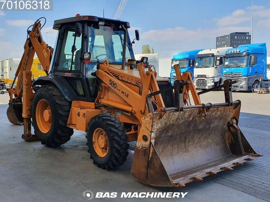 Case IH 580 SLE - 1999 - image 7