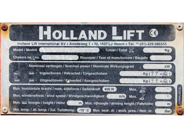 Holland Lift TWINSTAR A-125 EV - 1999 - image 6