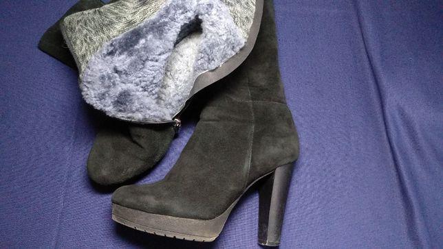 Ботфорты Brocoli Сапоги  650 грн. - Жіноче взуття Вінниця на Olx 76565a120110a