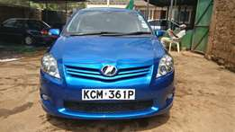 Toyota Auris just arrived 2010 fully loaded