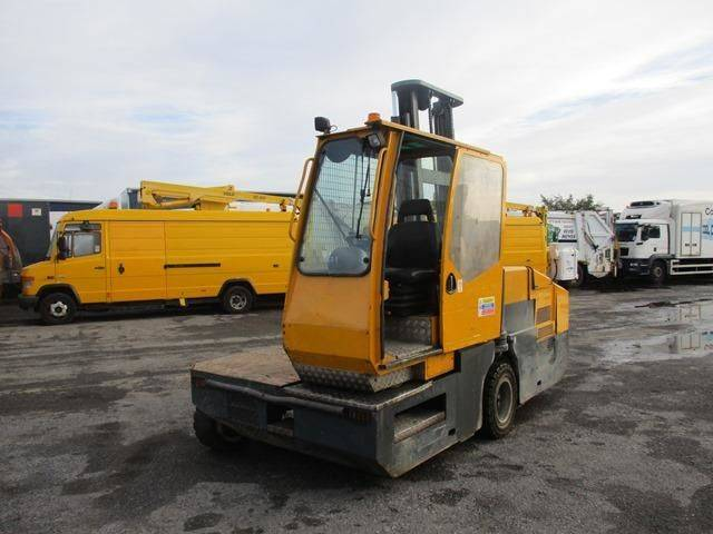 Sale combi lift c5000sl side loader for  by auction - 2009
