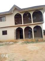 A neat 3bedroom flat to let at ughiyoko