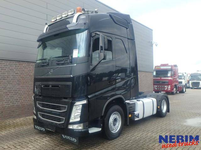 Volvo FH500 4X2 Euro 6, ADR, 414.021 Km. - 2014