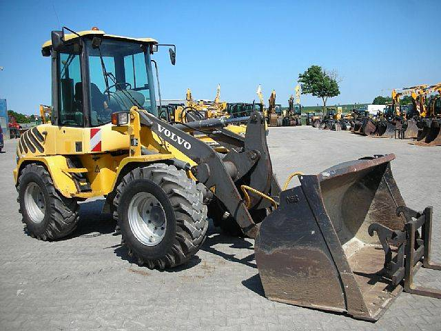 Volvo L35Z/S- 30 km/h Version - 1999
