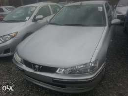 Tincan cleared tokunbo Peugeot 406 04