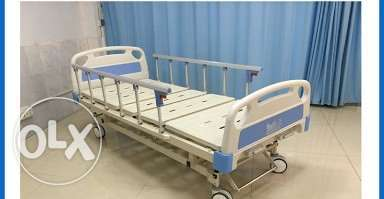New 2 function hydraulic hospital beds WITH matress,Pillow and Malindi - image 1