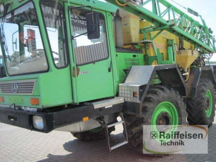 Dammann trac dt2100 - 1999 - image 2