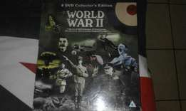 World war II 8 DVD collectors edition for sale
