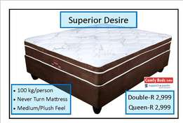 Desire queen sets at factory low prices direct to the public!