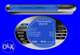 Cyber cafe pro sofware